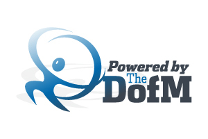 Powered By the DOFM